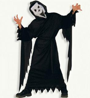 Kostüm Horror für Kinder Halloween Geist Gruselkostüm