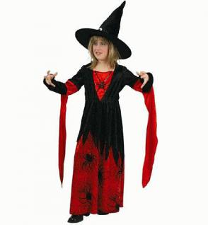 Kleid Samantha Hexe Kostüm Hexenkostüm - Vorschau 1