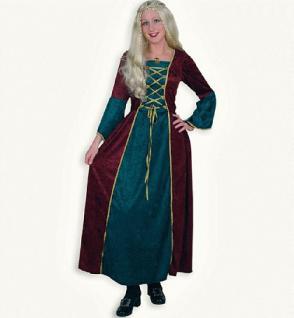 "Kleid "" Romantik "" Hofdame Mittelalter Barock Kostüm Magd Königin"