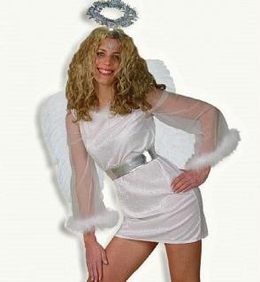 Kleid Angel (ohne Heiligenschein & Flügel) Engel Engelkostüm Kostüm Engel