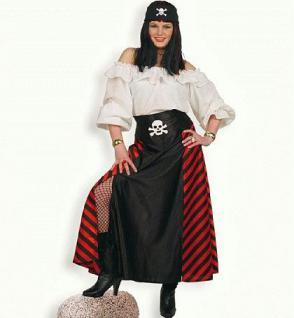 Rock Candida Piratin Pirat Seeräuberin Kostüm Pirat Piratin - Vorschau 2