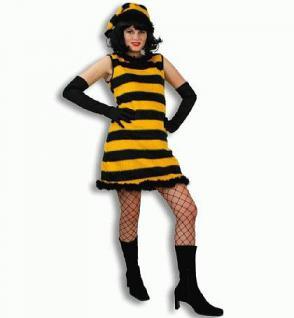 Kostüm Biene mit Mütze Bienenkostüm Hummel Hummelkostüm Bienchen