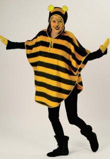 Kostüm Biene Cape Biene Bienenkostüm Erwachsene