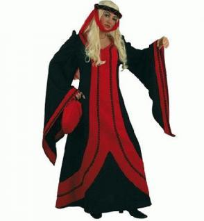 Kostüm Freifrau Nicole Mittelalter Kostüm Mittelalterkostüm Burgdame Hofdame - Vorschau 1