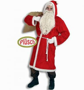 Nikolausmantel Größe 56 Nikolaus Kostüm Weihnacht