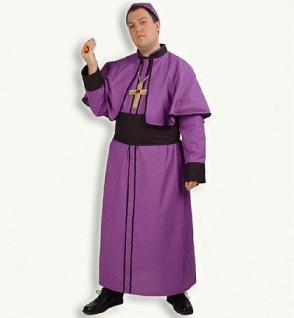 """Kostüm Kardinal Kardinalskostüm Priesterkostüm Kardinal """"Paul"""" - Vorschau"""