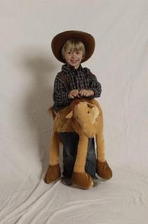 Kostüm Pferd Kinder 2-10 Jahre Reitpferd