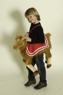 Kostüm Ziege Ziegenbock klein Kinder - Vorschau 1