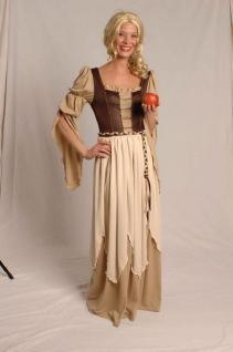 Kostüm Freifrau Mittelalterkostüm Magd Marktfrau Hofdame