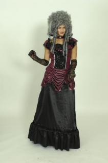 Kostüm Gothik Renaissance Vampir Mittelalter Königin - Vorschau