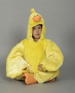 Kostüm Huhn Hüherkostüm Overall Huhn Kinder und Erwachsene - Vorschau 1