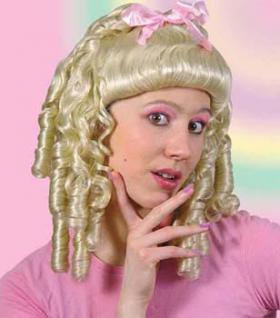 "Perücke "" Curly Sue """