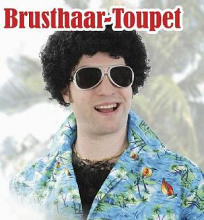 Brusthaar Toupet Brusttoupet Brusthaare - Vorschau