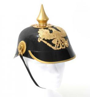 Preussische Pickelhaube Preußisch Hut Helm Kappe Pickelhauben Preussiche Pickelhaube Preussen Preußisch - Vorschau