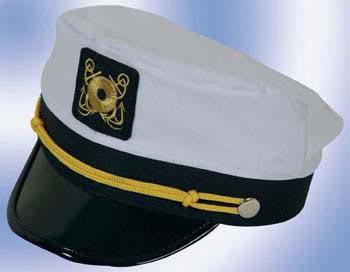 Mütze Admiral Hut