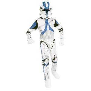 Kostüm Clonetrooper Star Wars Kostüm Krieg der Sterne Kinder KInderkostüm