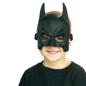 Batmanmaske Maske Batman Batmankostüm