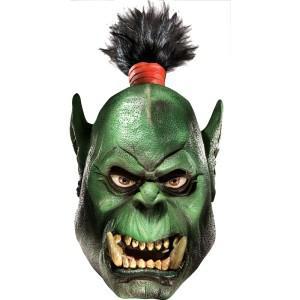 World of Warcraft Orc DLX Deluxe Latex Maske Orcmaske - Vorschau