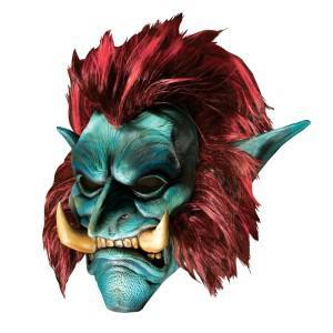 World of Warcraft Troll DLX Latex Maske Trollmaske - Vorschau