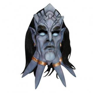World of Warcraft Maske Draenei DLX Latex Maske Maske Draenei Draeniemaske