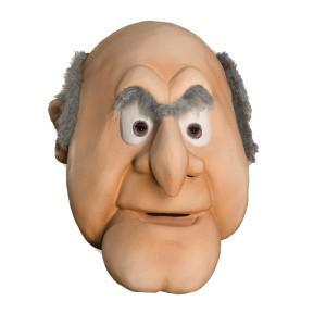 Statler Deluxe Maske The Muppets Statlerkostüm Makse Statler - Vorschau