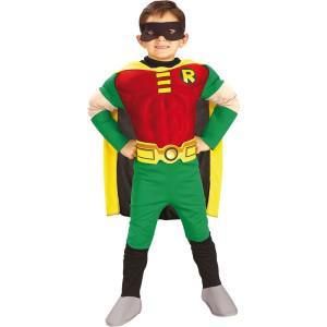 Kostüm Deluxe Robin für Kinder Robinkostüm Kostüm Batman
