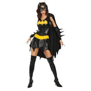 Kostüm Batgirl Batgirlkostüm Bat Girl Batman Batmankostüm - Vorschau