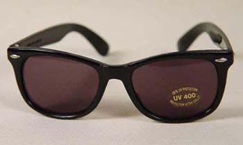 Blues - Brille Bluesbrille Gangster Kostüm - Vorschau