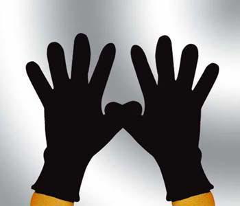 Handschuhe schwarz schwarze Handschuhe Handschuh schwarz - Vorschau