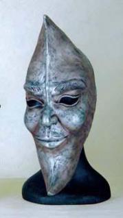 Maske Mond