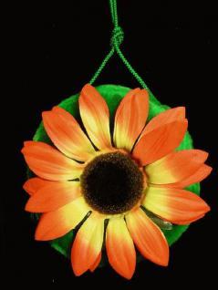 Plüschtasche Sonnenblume Tasche