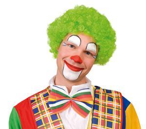 Perücke Clown Perücke Hair grün Clown Clownperücke - Vorschau
