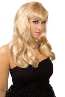 Perücke Chique blond langhaar Langhaarperücke
