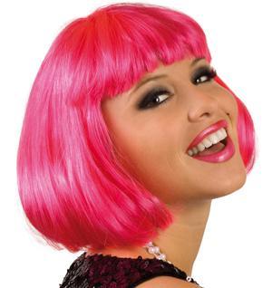 Perücke Cabaret Pink Page Pagenfrisur