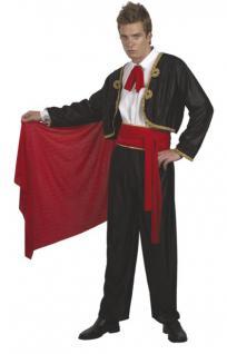 Kostüm Matador Torero Stierkämpfer Torerokostüm Kostüm Spanier - Vorschau