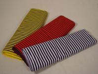 Stoff Baumwolle Streifen, Breite 140 cm, je Meter