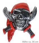 Piratendeko Deko Pirat Wanddeko Dekoration Piraten Pirat Kostüm Pirat Piratenkostüm Totenkopf