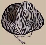 Cowboyhut Zebra Zebrahut Hut Zebra Fasnet Karneval Fasching