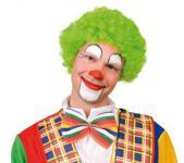 Perücke Clown Perücke Hair grün Clown Clownperücke