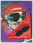 Piraten - Set II Piratenset Kostüm Pirat Piratenkostüm Augenklappe