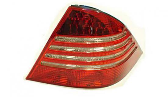 Mercedes W220 S Klasse 02-05 FACELIFT LED RÜCKLEUCHTEN RECHTS