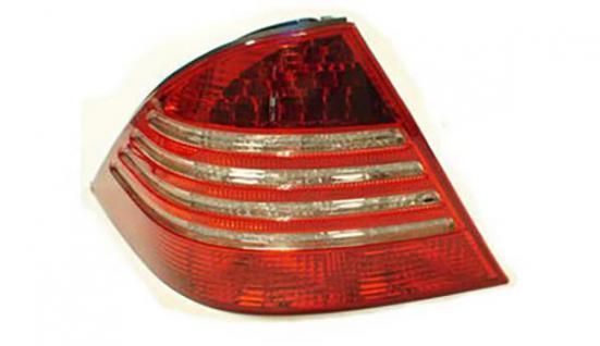 Mercedes W220 S Klasse 02-05 FACELIFT LED RÜCKLEUCHTEN LINKS