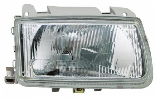 H4 SCHEINWERFER RECHTS TYC für VW Polo 6N 94-99