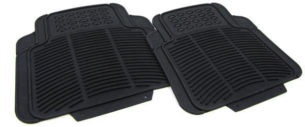gummi fussmatten nbr set universal schwarz 4teilig kaufen bei carparts online gmbh. Black Bedroom Furniture Sets. Home Design Ideas