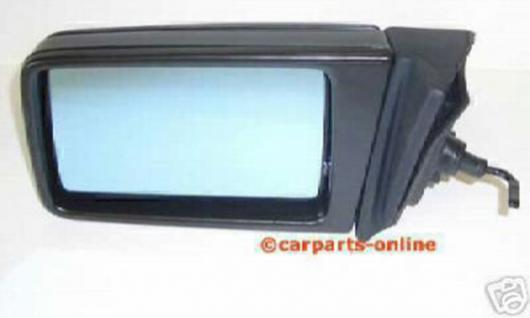 mercedes w124 w201 spiegel aussenspiegel links kaufen bei carparts online gmbh. Black Bedroom Furniture Sets. Home Design Ideas