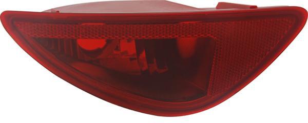 RENAULT Clio III 09- NEBELSCHLUSS LEUCHTE LAMPE LINKS TYC