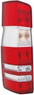 MERCEDES Sprinter 906 06- RÜCKLEUCHTE / HECKLEUCHTE LINKS TYC