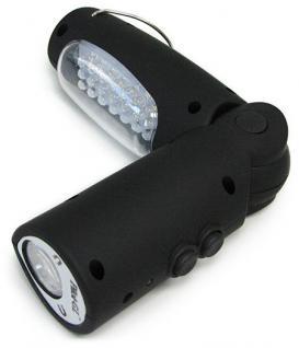 led arbeits hand lampe mit 2 leuchten aufladbar magnet mit akku ce kaufen bei carparts. Black Bedroom Furniture Sets. Home Design Ideas