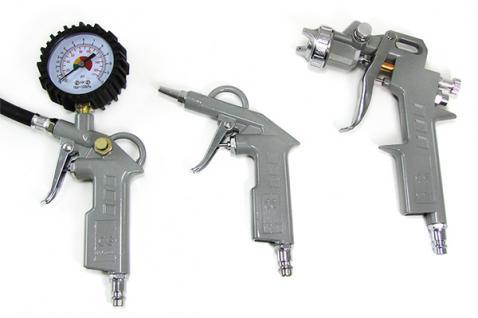 5 teile kfz werkzeug set druckluftpistole reifenf ller lackierpistole kaufen bei carparts. Black Bedroom Furniture Sets. Home Design Ideas