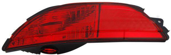 FIAT Grande Punto 05- P21W NEBELSCHLUSS LEUCHTE LAMPE LINKS TYC